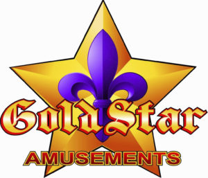 Gold Start Amusements logo
